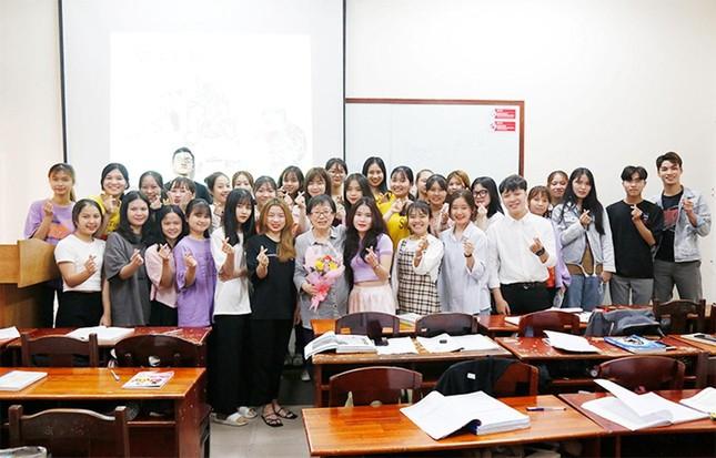 TS. Kim Zaehi: Mong muốn DTU trở thành cái nôi thực sự ngành Tiếng Hàn và Hàn Quốc học ảnh 3