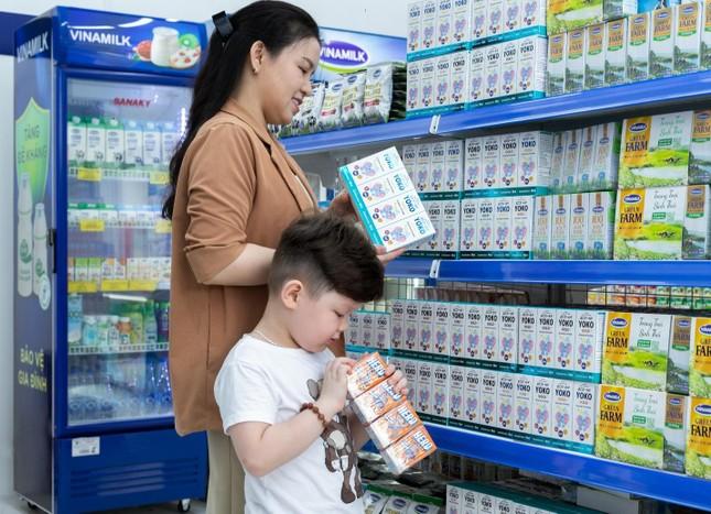 Vinamilk gia tăng trải nghiệm mua sắm cho người tiêu dùng ảnh 4
