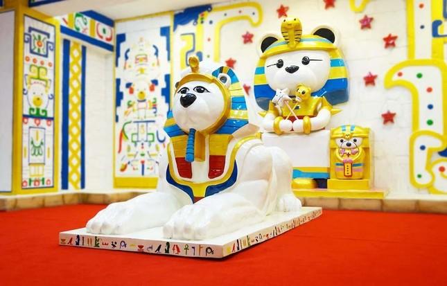 Khám phá những Bảo tàng Gấu ấn tượng nhất thế giới ảnh 10