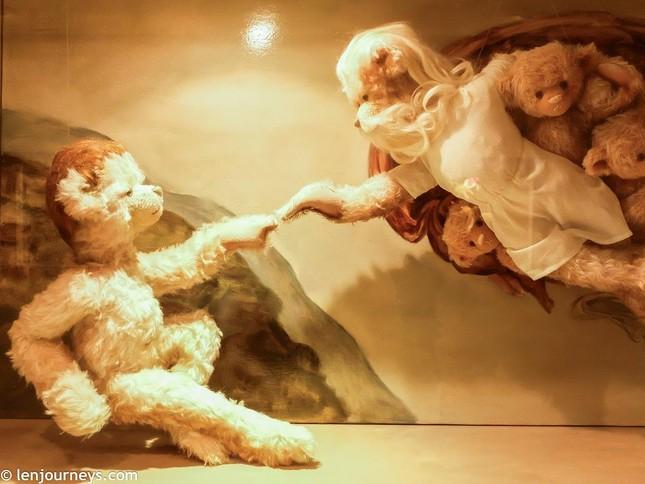 Khám phá những Bảo tàng Gấu ấn tượng nhất thế giới ảnh 2