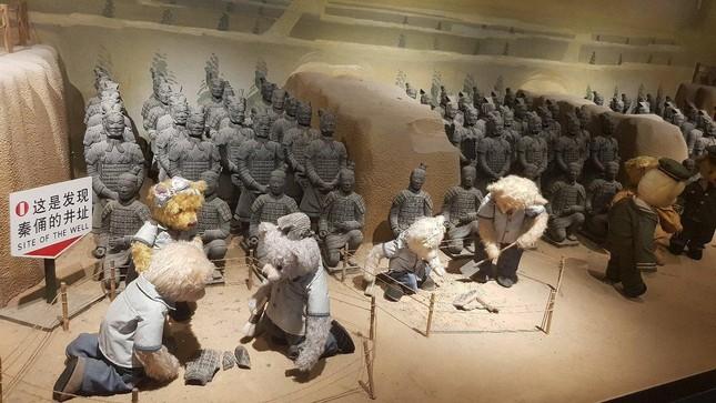 Khám phá những Bảo tàng Gấu ấn tượng nhất thế giới ảnh 6