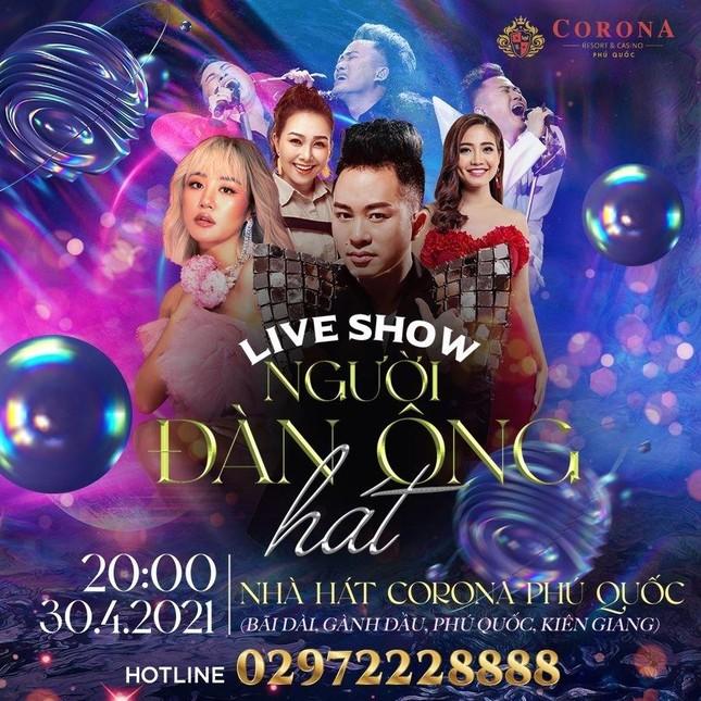 Liveshow Tùng Dương tại Corona Phú Quốc làm nóng thị trường âm nhạc dịp lễ 30/4 ảnh 1