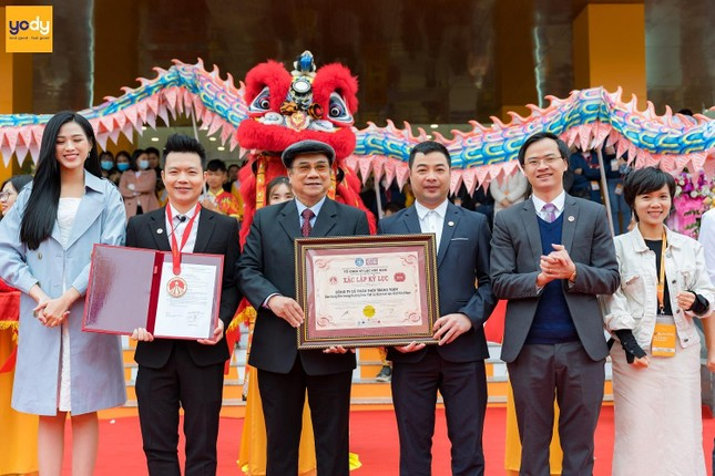 Chủ tịch YODY tin tưởng ' Việt Nam sẽ có thương hiệu thời trang nổi tiếng thế giới ' ảnh 3