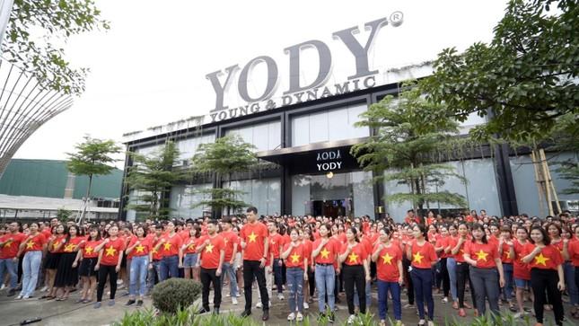 Chủ tịch YODY tin tưởng ' Việt Nam sẽ có thương hiệu thời trang nổi tiếng thế giới ' ảnh 4