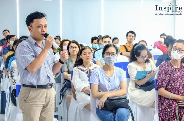 Ngày hội định hướng giáo dục thời đại 4.0 tại Hệ thống trường Khai Nguyên - ISP Schools ảnh 2