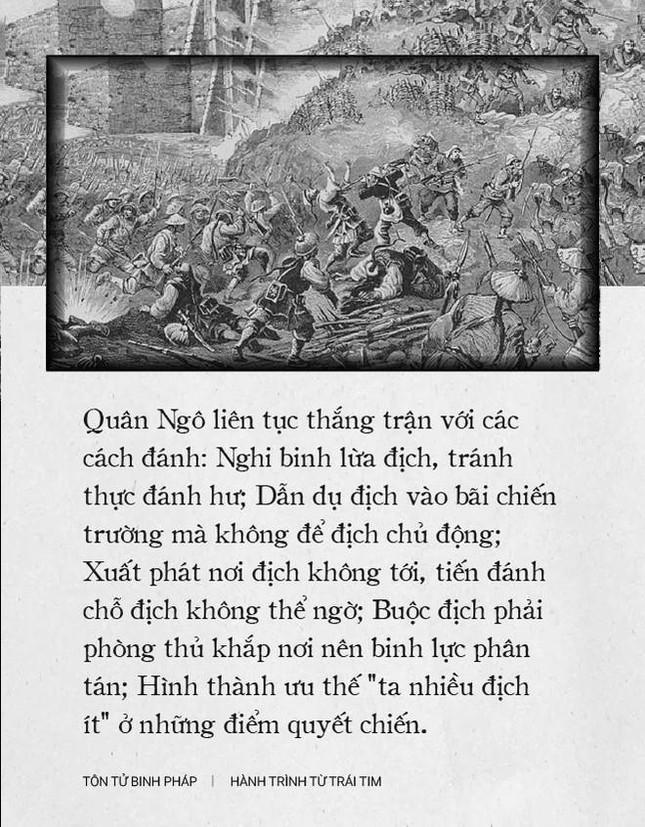 Thập Nhị Binh Thư - Binh thư số 4: Tôn Tử binh pháp ảnh 5