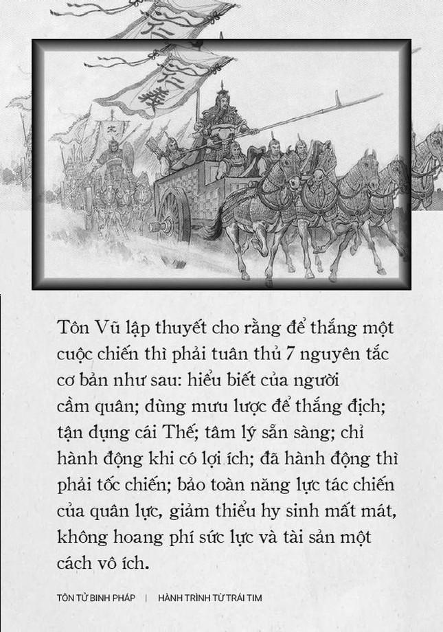 Thập Nhị Binh Thư - Binh thư số 4: Tôn Tử binh pháp ảnh 7
