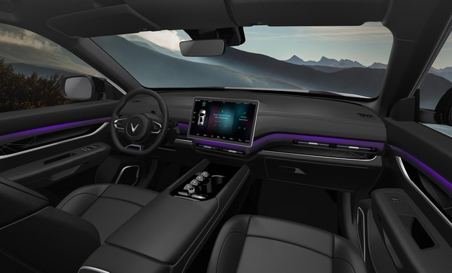 Vinfast chọn công nghệ Chip Nvidia trên ô tô điện thông minh tự hành ảnh 2