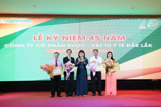 Công ty dược lâu đời nhất ở Đắk Lắk tổ chức ngày thành lập ảnh 1