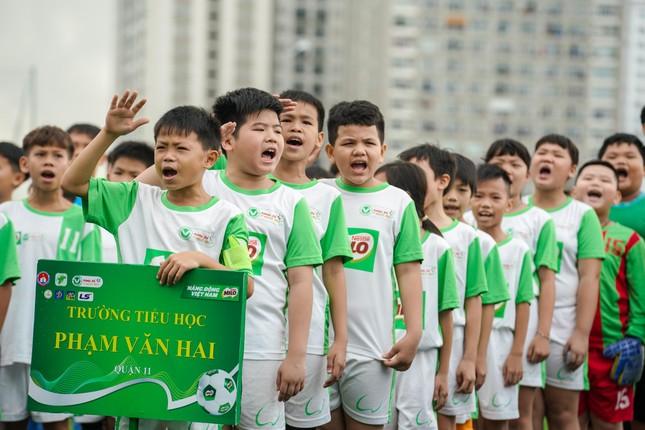 185 đội tranh tài VCK Festival bóng đá học đường TP.HCM 2020-2021 ảnh 1