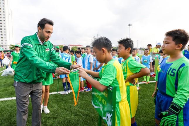185 đội tranh tài VCK Festival bóng đá học đường TP.HCM 2020-2021 ảnh 4
