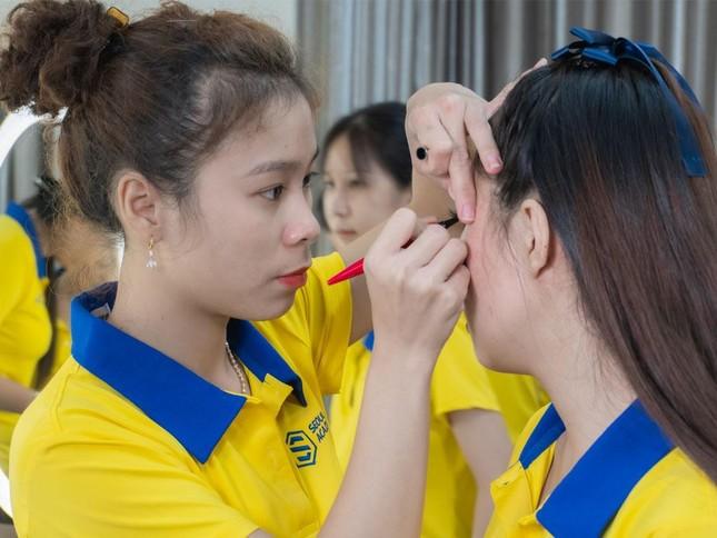 Học nghề trang điểm tại Seoul Academy có thật sự hiệu quả hay không? ảnh 1
