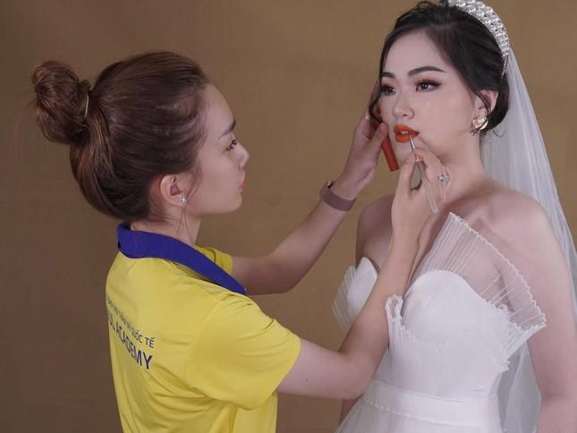 Học nghề trang điểm tại Seoul Academy có thật sự hiệu quả hay không? ảnh 2