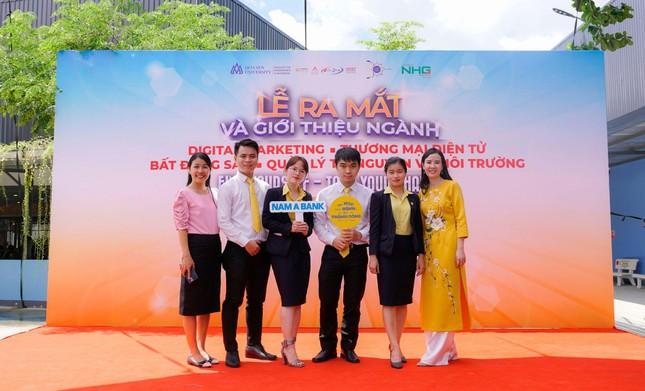 Trường ĐH Hoa Sen ra mắt và giới thiệu 4 ngành học mới ảnh 1