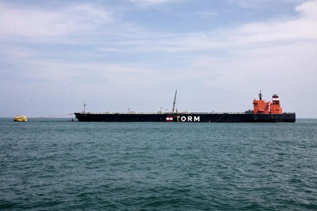 Vinh quang BSR:12 năm, 80 triệu tấn dầu thô ảnh 1