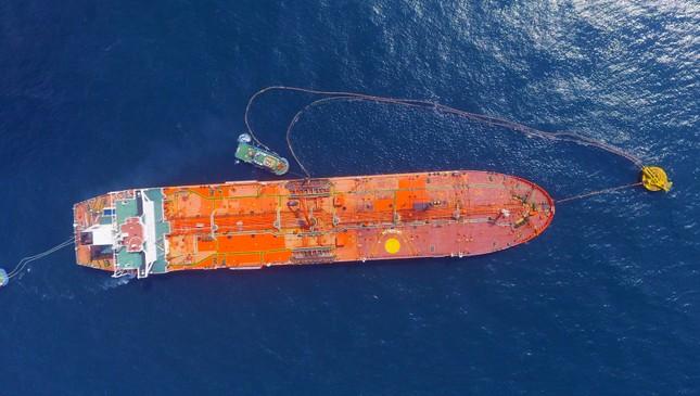Vinh quang BSR:12 năm, 80 triệu tấn dầu thô ảnh 2
