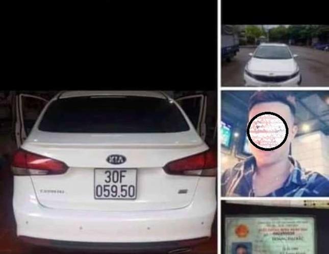 Công an Hà Nội vào Bình Dương xác minh xe ô tô của chủ phòng gym chém người ảnh 3