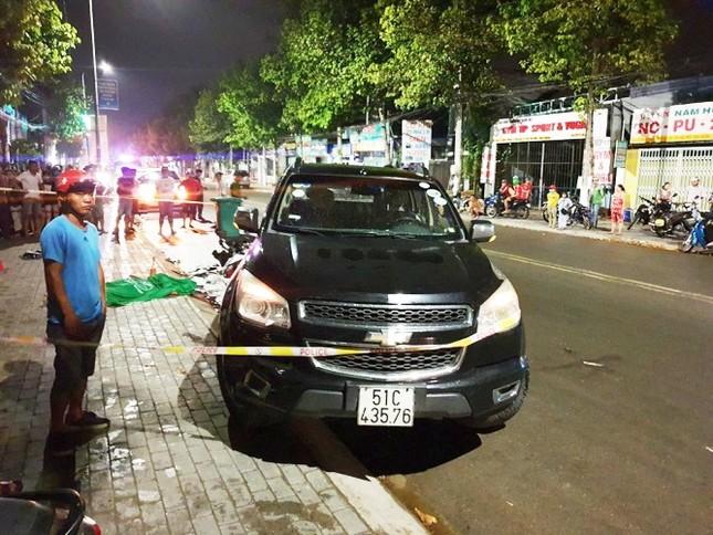 Tai nạn lúc nửa đêm, 2 thanh niên tử vong tại chỗ ảnh 1