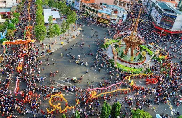 Dừng lễ hội lớn nhất ở Bình Dương vào phút chót vì dịch virus corona ảnh 1