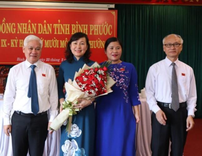 Bình Phước có nữ Chủ tịch HĐND tỉnh sinh năm 1975 ảnh 1