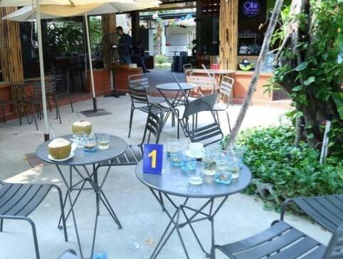 Xác định nguyên nhân vụ nổ súng trong quán cà phê ở Bình Dương ảnh 1