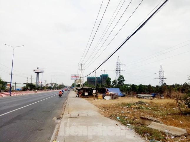 Cận cảnh khu đất khiến lãnh đạo Cty Thiên Phú bị bắt ảnh 2