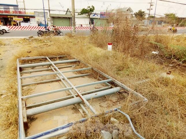Cận cảnh khu đất khiến lãnh đạo Cty Thiên Phú bị bắt ảnh 4