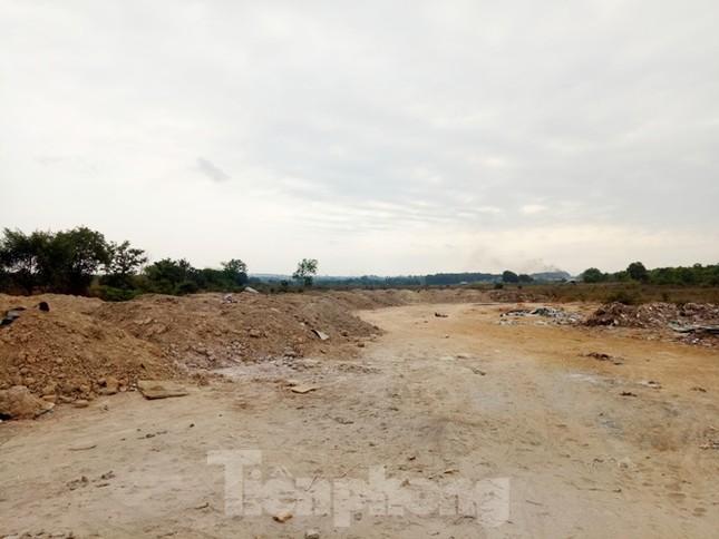 Cận cảnh khu đất khiến lãnh đạo Cty Thiên Phú bị bắt ảnh 6