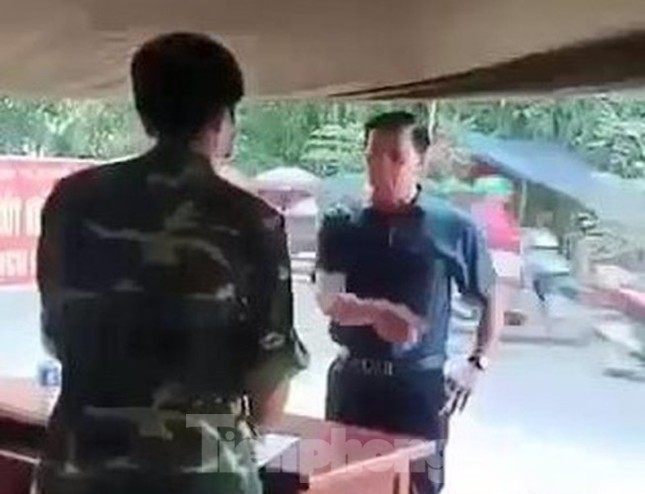 Phó Chủ tịch HĐND huyện chống kiểm dịch viết 'tâm thư' xin từ chức ảnh 1