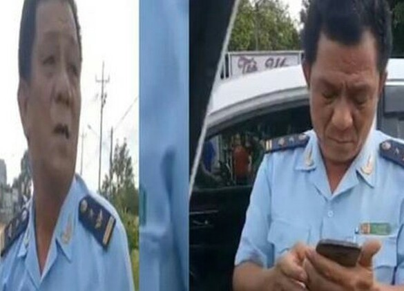 Đình chỉ công tác Phó chi cục trưởng Hải Quan gây tai nạn rồi bỏ chạy ảnh 1