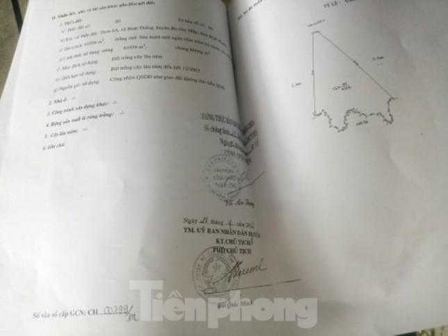 Phó Bí thư huyện dùng bằng giả từng ký khống giấy chứng nhận quyền sử dụng đất ảnh 3