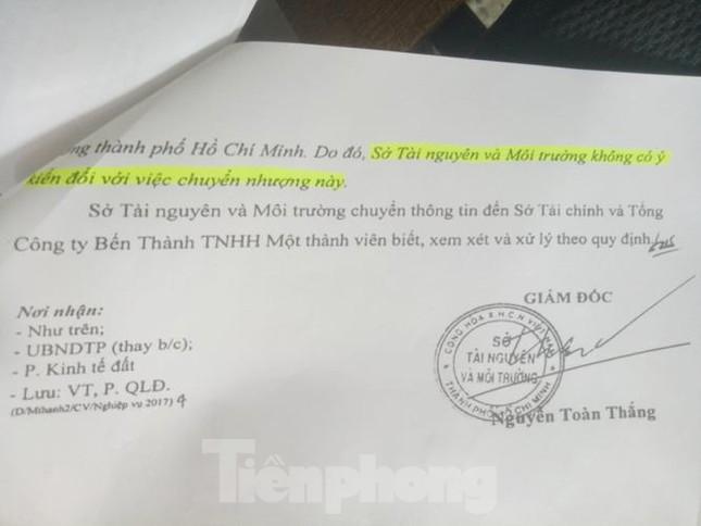 Bí thư Bình Dương chỉ đạo kiểm tra vụ trường học 'tố' Sở TN&MT gây khó khăn ảnh 2