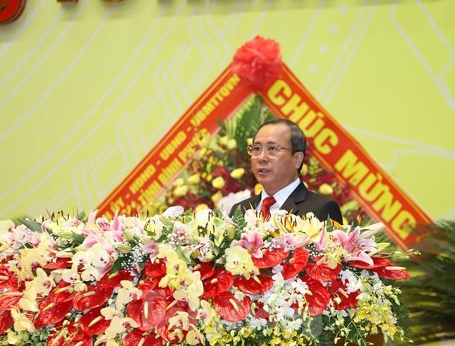 Trưởng Ban Tuyên giáo Trung ương dự Đại hội Đảng bộ tỉnh Bình Dương ảnh 2