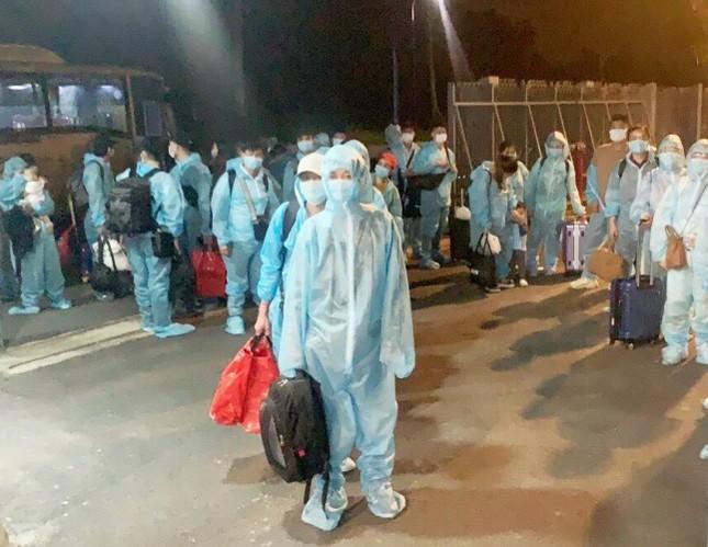 Bình Dương thông tin về 356 người Việt về từ Nhật Bản ảnh 1