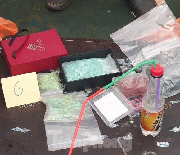Triệt phá cơ sở sản xuất ma túy ở Bình Dương ảnh 1