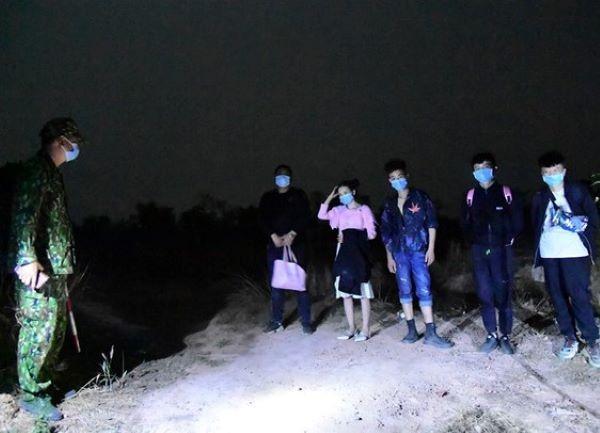 Bình Phước thông tin kết quả xét nghiệm 5 người Trung Quốc vượt biên trái phép ảnh 1