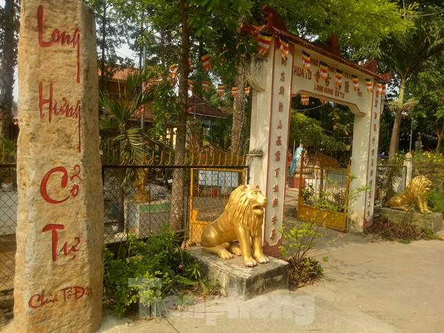 Bí ẩn ngôi chùa tưởng nhớ vị thiền sư chịu hàng ngàn con đỉa hút máu giúp dân canh tác ảnh 1