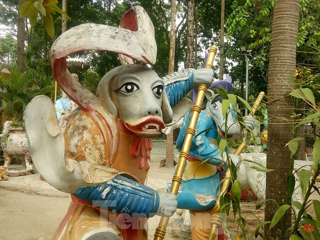 Bí ẩn ngôi chùa tưởng nhớ vị thiền sư chịu hàng ngàn con đỉa hút máu giúp dân canh tác ảnh 5