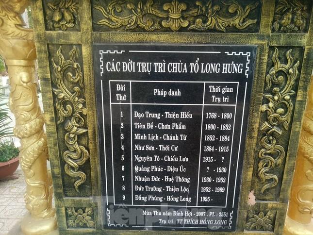 Bí ẩn ngôi chùa tưởng nhớ vị thiền sư chịu hàng ngàn con đỉa hút máu giúp dân canh tác ảnh 7