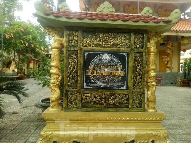 Bí ẩn ngôi chùa tưởng nhớ vị thiền sư chịu hàng ngàn con đỉa hút máu giúp dân canh tác ảnh 9