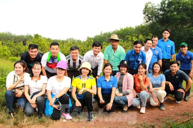 Tuổi trẻ hai tỉnh biên giới hợp sức phát triển, bảo vệ đường biên ảnh 2