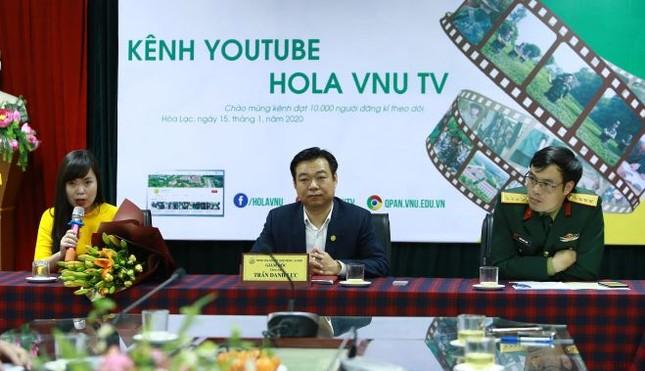 Ra mắt kênh truyền thông YouTube cho học sinh, sinh viên ảnh 2