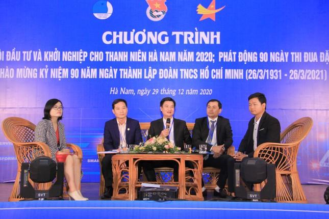 Hà Nam hỗ trợ 3,2 tỉ đồng cho thanh niên khởi nghiệp ảnh 3