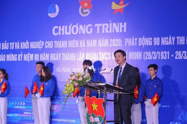 Hà Nam hỗ trợ 3,2 tỉ đồng cho thanh niên khởi nghiệp ảnh 1
