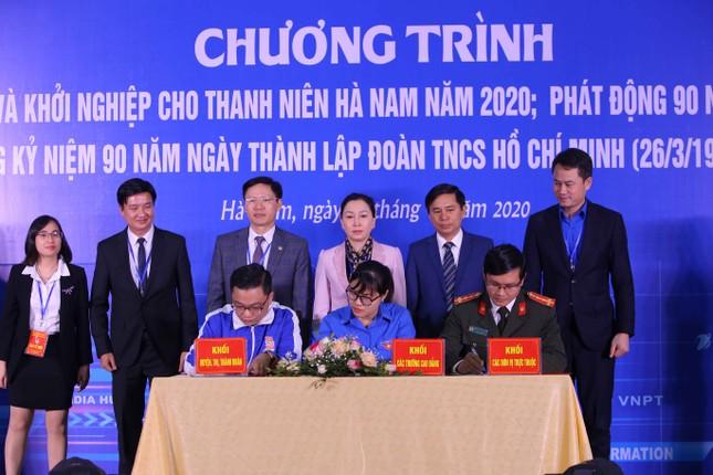 Hà Nam hỗ trợ 3,2 tỉ đồng cho thanh niên khởi nghiệp ảnh 7