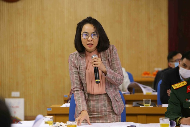 Công bố 20 đề cử Giải thưởng Gương mặt trẻ Việt Nam tiêu biểu năm 2020 ảnh 4