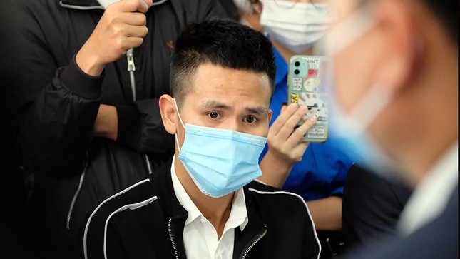 Nguyễn Ngọc Mạnh: 'Tôi không phải người hùng, mọi người đừng tung hô như vậy' ảnh 2