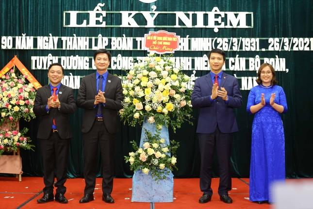 Tỉnh đoàn Hà Nam kỷ niệm 90 năm ngày thành lập Đoàn ảnh 3