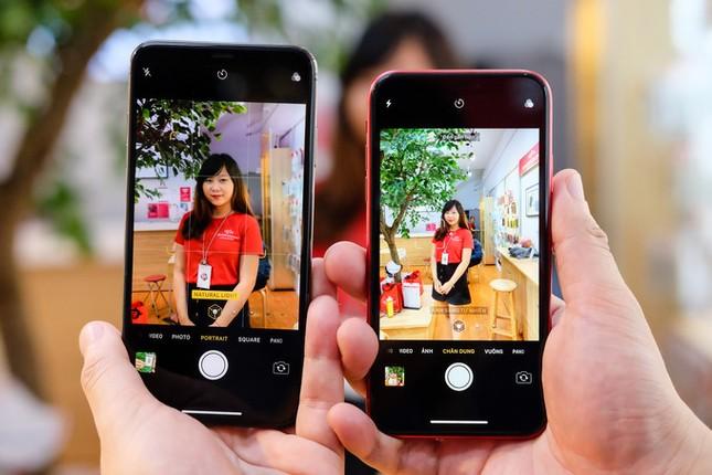 iPhone XR so dáng iPhone XS Max và 8 Plus ảnh 5