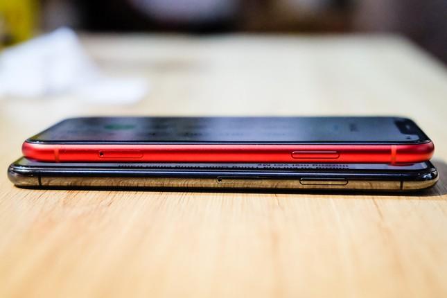 iPhone XR so dáng iPhone XS Max và 8 Plus ảnh 8